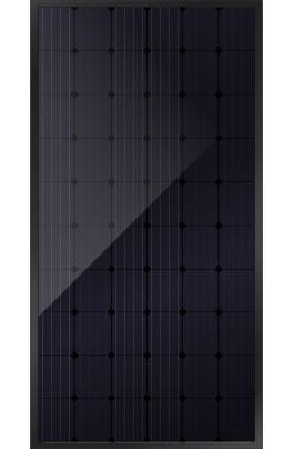 ja solar full black zonnepanelen